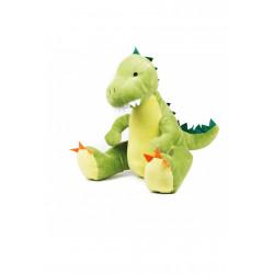 Peluche - Dinky le Dinosaure   Prénom personnalisable