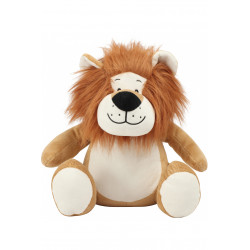 Peluche - Kenya le Lion   Prénom personnalisable