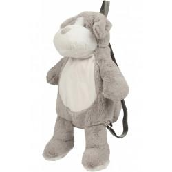 Sac à dos zippé - Woopy le Chien | Prénom Personnalisable