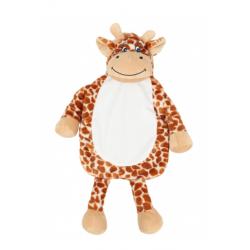 Housse de Bouillotte -  Suzy la girafe | Prénom...