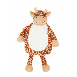 Housse de Bouillotte -  Suzy la girafe