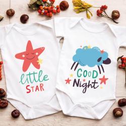 "Lot 2 Bodies - Twins | ""Happy Boy & Girl"""