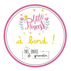Little Princess à Bord