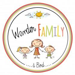 Wonder Family à bord