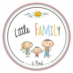 Little Family à bord