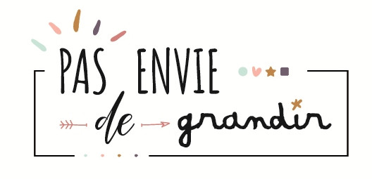 PAS ENVIE DE GRANDIR