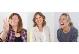 Cocottes Magazine et ses trois drôles de nanas !