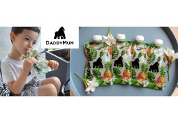 La Gourde eco-friendly, tendance et réutilisable de DaddyMum